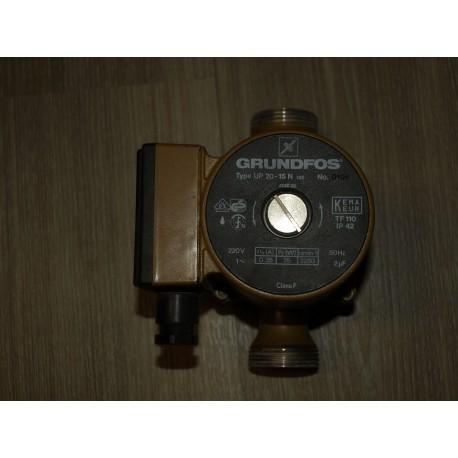 Umwälzpumpe Grundfos Typ UP 20-15 N 150